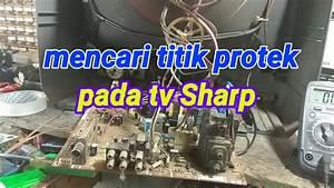 Data Pin Protek Tv Sharp Piccolo