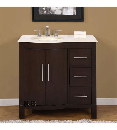 traditional 36 single bathroom vanities vanity sink kb913 bathimports 70 vessels