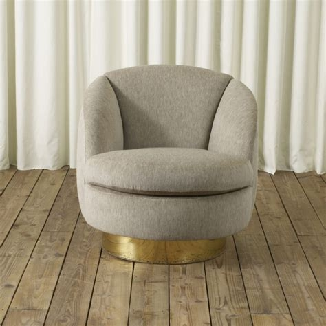 Milo Baughman Swivel Tub Chair by Swivel Tub Chair By Milo Baughman At 1stdibs