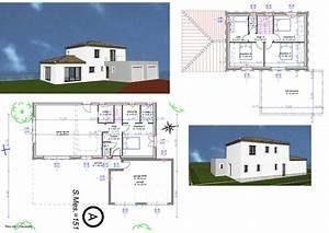construction maisons vertes du var creation des plans de With creation de plan de maison