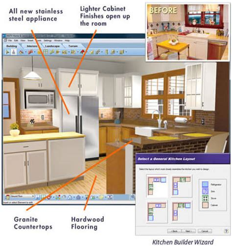 home interior design software programs