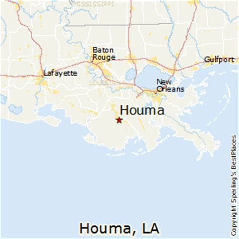 Best Places to Live in Houma, Louisiana