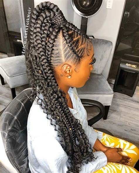 black braided hairstyles  copy   page