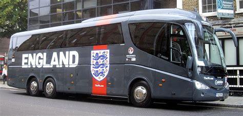 fileengland team bus guideline coaches london fa eng