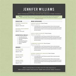 professional resume template pkg resume templates on With creative professional resume