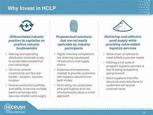 Hi-Crush Partners (HCLP) Investor Presentation - Slideshow ...