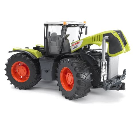 bruder farm bruder claas xerion 5000 model tractor 03015 farm toys
