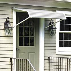 door window awnings  menards
