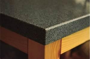 Plan De Travail Granit : plan de travail granit gris tendance sous vasques pr t l ~ Dailycaller-alerts.com Idées de Décoration