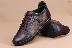 Sneakers Louis Vuitton Homme : chaussure homme lv ~ Nature-et-papiers.com Idées de Décoration