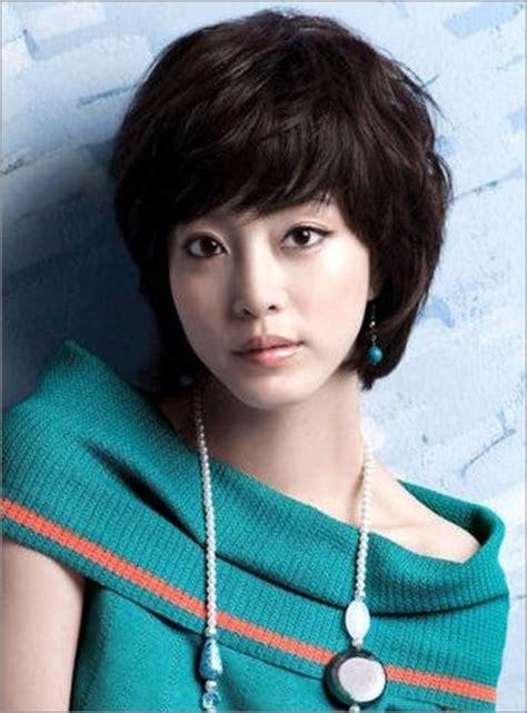 model rambut artis cewek korea kampoeng sharing