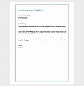 48 best letter templates write quick and professional for Financial documents needed for mortgage