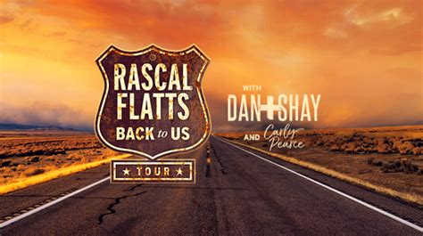 rascal flatts   shay carly pearce ruoff home mortgage  center