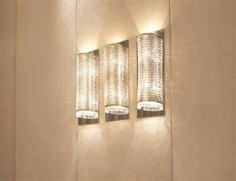 in wall light nella vetrina visionnaire murano amanda luxury wall light