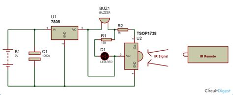4 Best Image Of Dc Light Wiring Diagram by Remote Tester Circuit Diagram Circuit Diagram Images