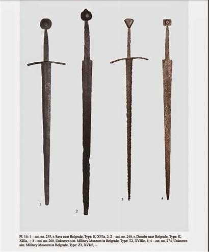 Swords Metallurgy History Shoptalk Weapon Museum Etc