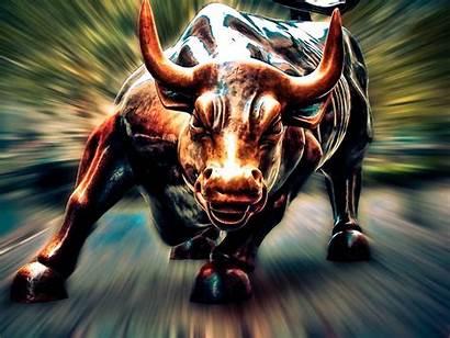 Wallpapers Wallstreet Bull Wall Street