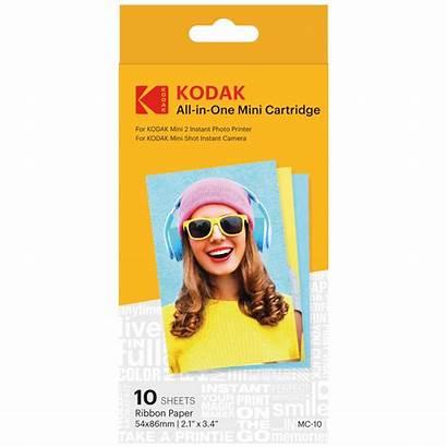 Kodak Fotopapper Fotoskrivare Kamera Till Och Pack