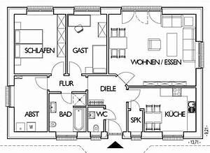 Bungalow Bauen Grundrisse : bungalow bauen grundriss ~ Sanjose-hotels-ca.com Haus und Dekorationen