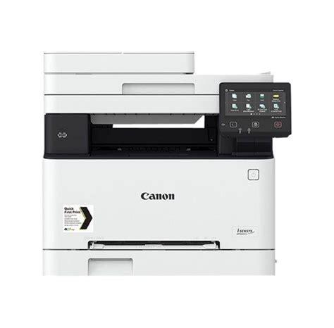 canon  sensys mfcx laserprinter multifunktion med fax farve laser