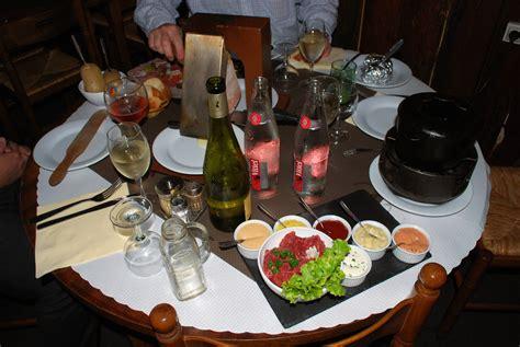 photos du restaurant le savoyard à rambouillet spécialités