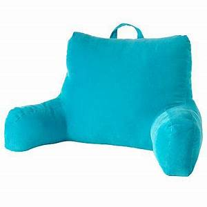 student lounge corduroy bed rest pillow college With college bed rest pillow