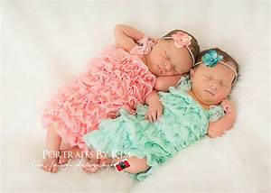 Image Gallery newborn baby twin girls