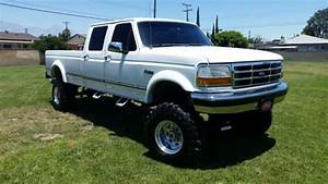 1993 Ford F-350 - Supercharged - 4x4 - Crew Cab