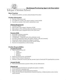 purchasing description duties purchasing description 9 free pdf word documents free premium templates