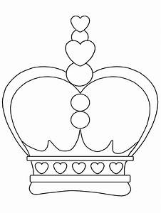 Princess Crowns Coloring Pages - AZ Coloring Pages