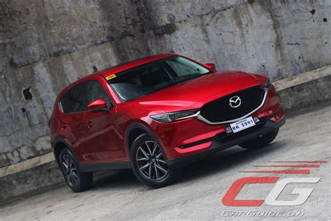 car price review 2017 mazda cx 5 awd sport philippine car news
