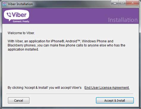 descargar gratis viber messenger para pc windows 8