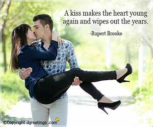 Kiss Day Quotes... Kiss Day Romantic Quotes