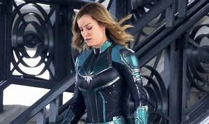 Captain Marvel: When is Captain Marvel released in the UK ...