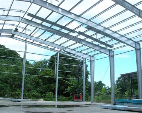 steel structure warehouse quality steel structure  aicrane
