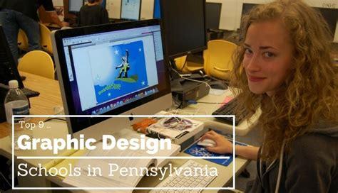 best graphic design schools pennsylvania graphic design degree programs
