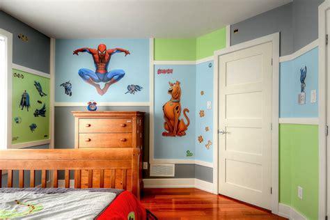 chambre pour petit gar n une chambre un garçon et des personnages martine