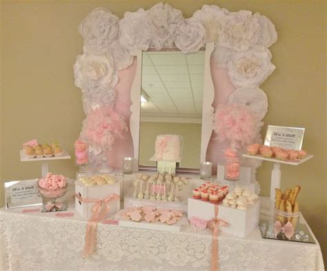 pink dessert table baby shower pink baby shower pink dessert table pink sweets table