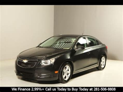 Buy Used 2013 Chevrolet Cruze Lt I4 Ecotec Turbo Mylink