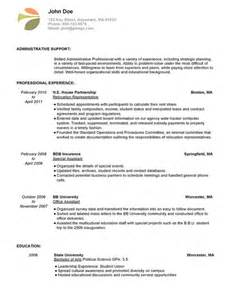 Resume Back To Work Sentence by Resume Exle For Stay At Home Returning To Work