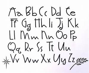 best 25 hand lettering alphabet ideas on pinterest With text letter style