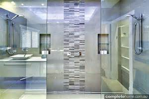 universal design bathrooms sleek and symmetrical bathroom design completehome