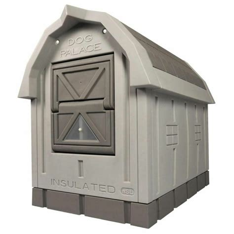 insulated house asl solutions deluxe large insulated house palace with