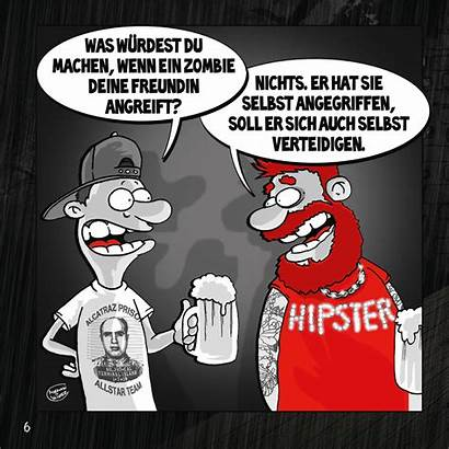 Humor Schwarzer Horrorklinik Immer Schlimmer Geht Cross