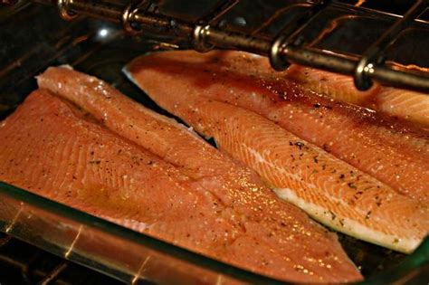 comment cuisiner la truite au four comment faire cuire fish filet de truite steelhead