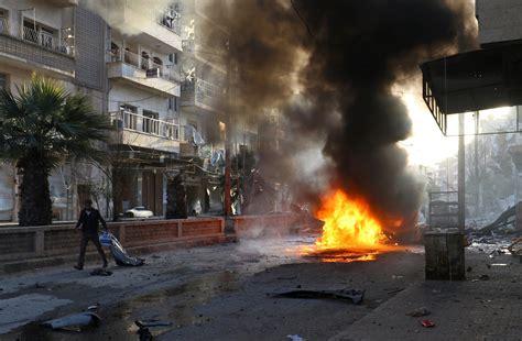 Russia Condemns Terrorist Attack In Homs
