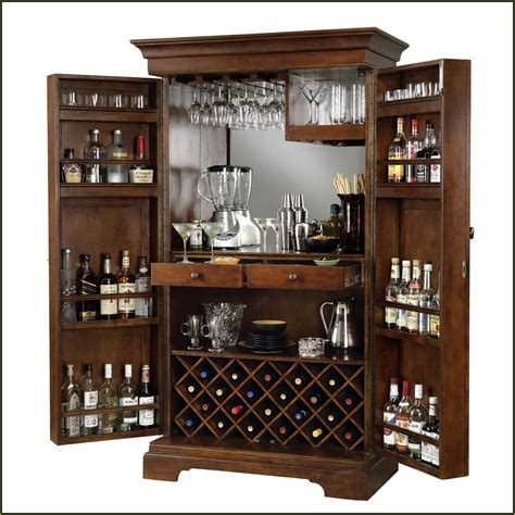 Furniture Unique Liquor Cabinet Ikea For Home Bar Room