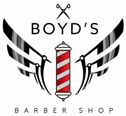 Barber Barbershop Logos Hair Hiring Barbearia Para