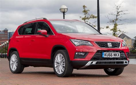 Seat Ateca Review Better Value Than The Volkswtiguan