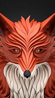 Boldly Textured 3D Animal Illustrations by Maxim Shkret